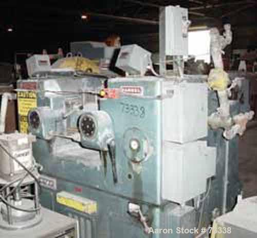 Used- Farrell Horizontal Two Roll Mill