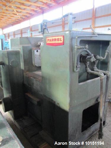 Used- Farrel 2 Roll Mill