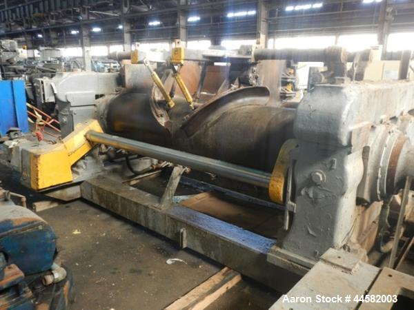 Used- Farrel Two Roll Mill.