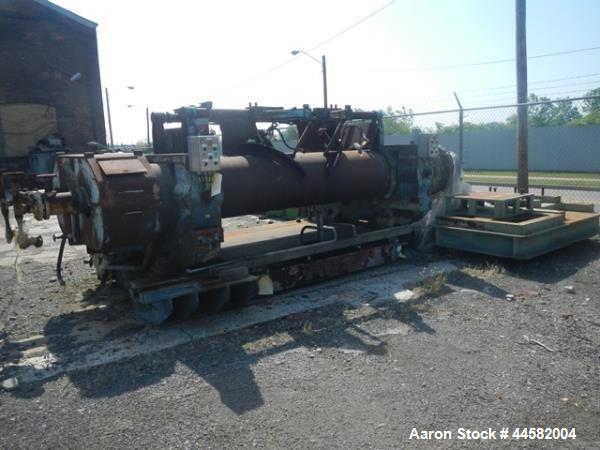 Used- Two Roll Mill