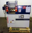 Used- Farrel 2 Roll Mill and Hot Oil Heater
