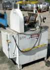 USED: Horizontal Two Roll Mill. (2) 6
