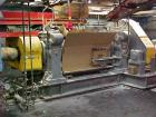 USED: Farrell unitized 2 roll mill 22