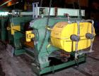 USED: Farrell horizontal two roll mill, (2) 22