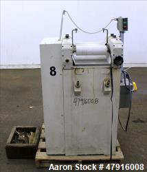 Used- Erweka Three Roll Mill, Type SMW/P.