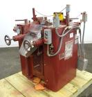 Used- Kent Machine Works Horizontal Three Roll Mill, Model 6X14. (3) 6
