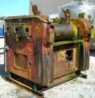 Used- Paxson Machine Co Horizontal Three Roll Mill. (3) 16