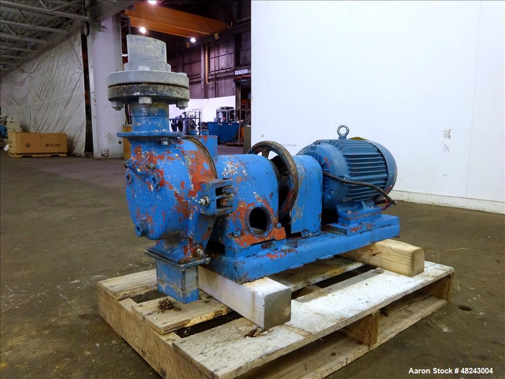 Used- Bauer Bros. Inc. Hydration Mill, Style 148.2