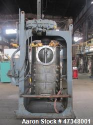 "Used- Union Process Szegvari Attritor, Type Batch, Model 200SDSA. Stainless steel jacketed bowl, approximately 40"" diameter ..."