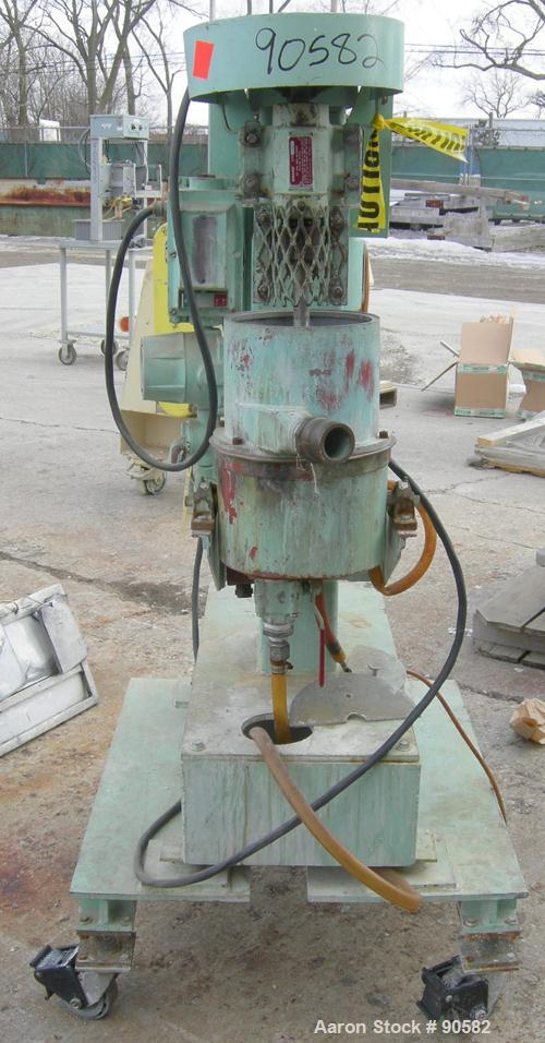 Used- Attritor Mill, 304 Stainless Steel.