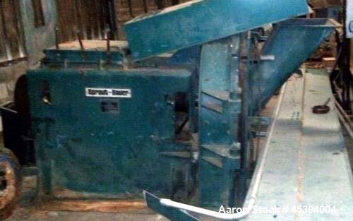 Used- Sprout Bauer Disc Mill/Refiner, Model DM36