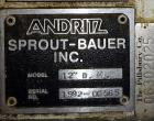 Used- Andritz Sprout-Bauer 12