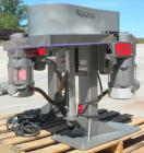 Used- Szegvari Attritor, Type 01HDT, Size 01. Requires an attritor shaft and 750 CC tank. Approximate .25 liter working capa...