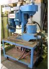 USED: Szegvari attritor, model 1S, stainless steel construction. Jacketed bowl, on base with 2 hp variable speed drive, 230/...