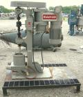 Used- Union Process Szegvari Attritor Mill, type 1S, size B, 304 stainless steel. 9 1/2