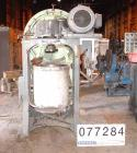 USED: Union Process type B, size 30S, intermittent attritor mill, carbon steel. 24