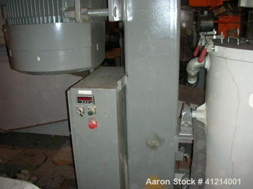 Used-Union Process Attritor, model HSA-100. 150 hp (non-XP) motor. 650 working hours.