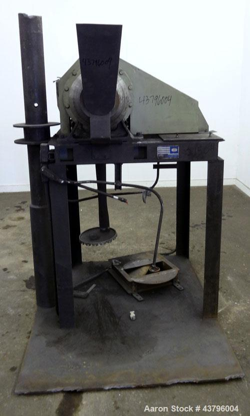 Used Denver Equipment Batch Ball Mill Size 12 Quot