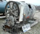 Used- Ball Mill, 782 Gallon Capacity. Carbon steel lined non-jacketed chamber 60