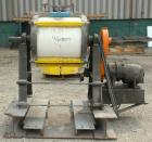 Used- Abbe Engineering Ball Mill, porcelain lined chamber. 18