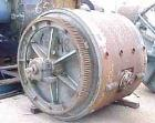 Used- Abbe Ball Mill, Carbon Steel. Jacketed