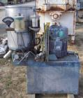 Used- Kady mill, model OB, stainless steel. 7 to 20 gallon batch. 18