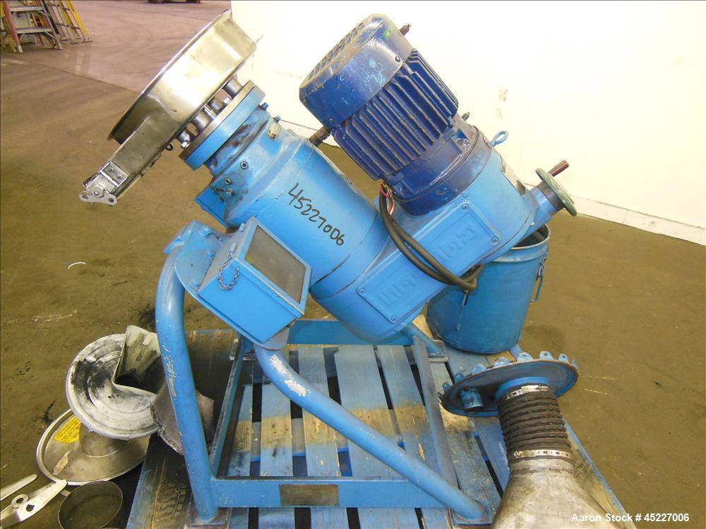 Used- Reitz Disintegrator Grinder Model RP-6-K115