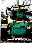 Used- Rietz Vertical Disintegrator, Model RD18, Carbon Steel. Driven by a 150 hp 3/60/230/460 volt, 3530 rpm motor.  Include...