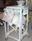 USED- Bepex Rietz Manufacturing Angle Disintegrator, Model RP-6-K115, Stainless Steel. 6