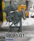 USED: Reitz angle disintegrator, model RP-6-K115, 304 stainless steel. 6