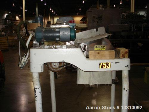 Used-Stainless Steel Fitzpatrick Fitzmill, Model D6