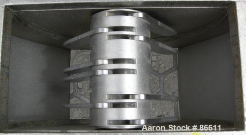 Used: Stainless Steel Fitzpatrick Fitzmill, Model D6