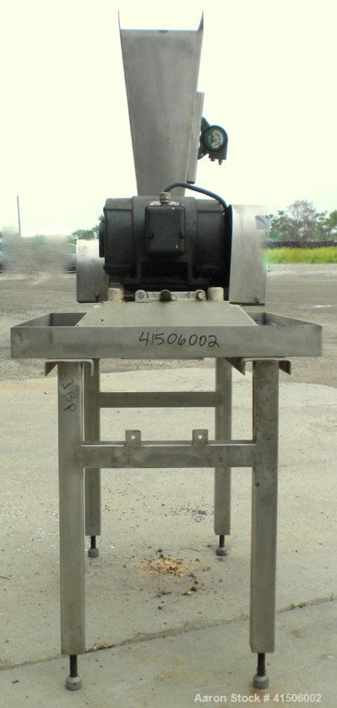 Used- Fitzpatrick Fitzmill, Model DAO6,