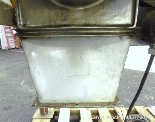 Used- Stainless Steel Fitzpatrick Fitzmill, Model DAO6