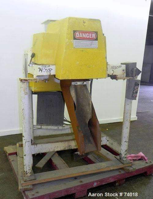 Used- Stainless Steel Fitzpatrick Fitzmill, Model DASO-6