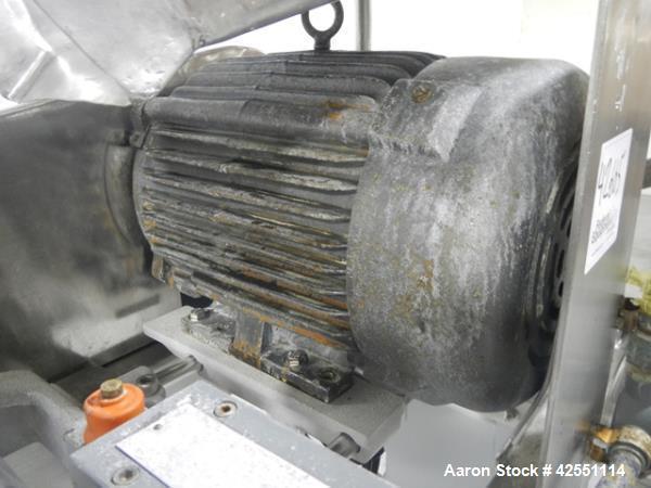 Used- Fitzpatrick Fitzmill, Model DASO6