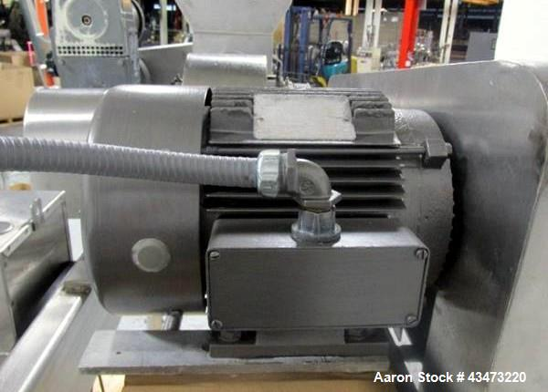 Used- Stainless SteelDASO6 Fitzmill