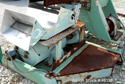 Used- Stainless Steel Fitzpatrick Commutating Machine, Model DFSAO-24