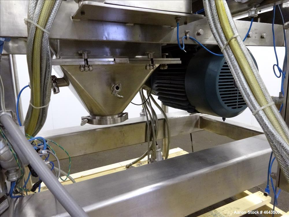 Fitzpatrick Fitzmill, Model DKA012