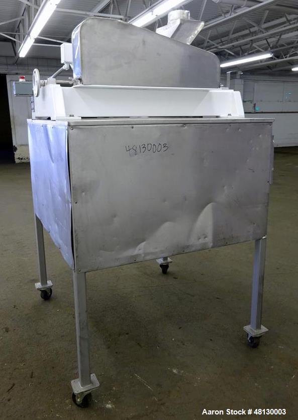 Used- Fitzpatrick FitzMill Comminuting Machine Model D.