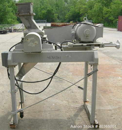 Used- Fitzpatrick Fitzmill, model DS-12
