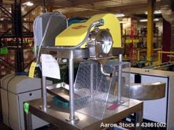 Used- Stainless Steel Fitzpatrick Homoloid Machine, Model JT