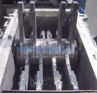 Used- Fitzpatrick Fitzmill, Model DASO6 , 316 stainless steel. 11 1/4