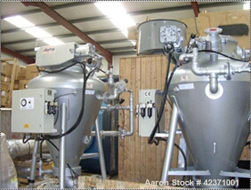 Unused- Alpine-Hosokawa 1500/3 AFG Jet Mill System/Plant