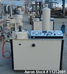 "Used- Majac Donaldson Model A-12 Acucut Classifier. Laboratory size mechanical air separator. 12"" diameter with 1 hp vari-sp..."