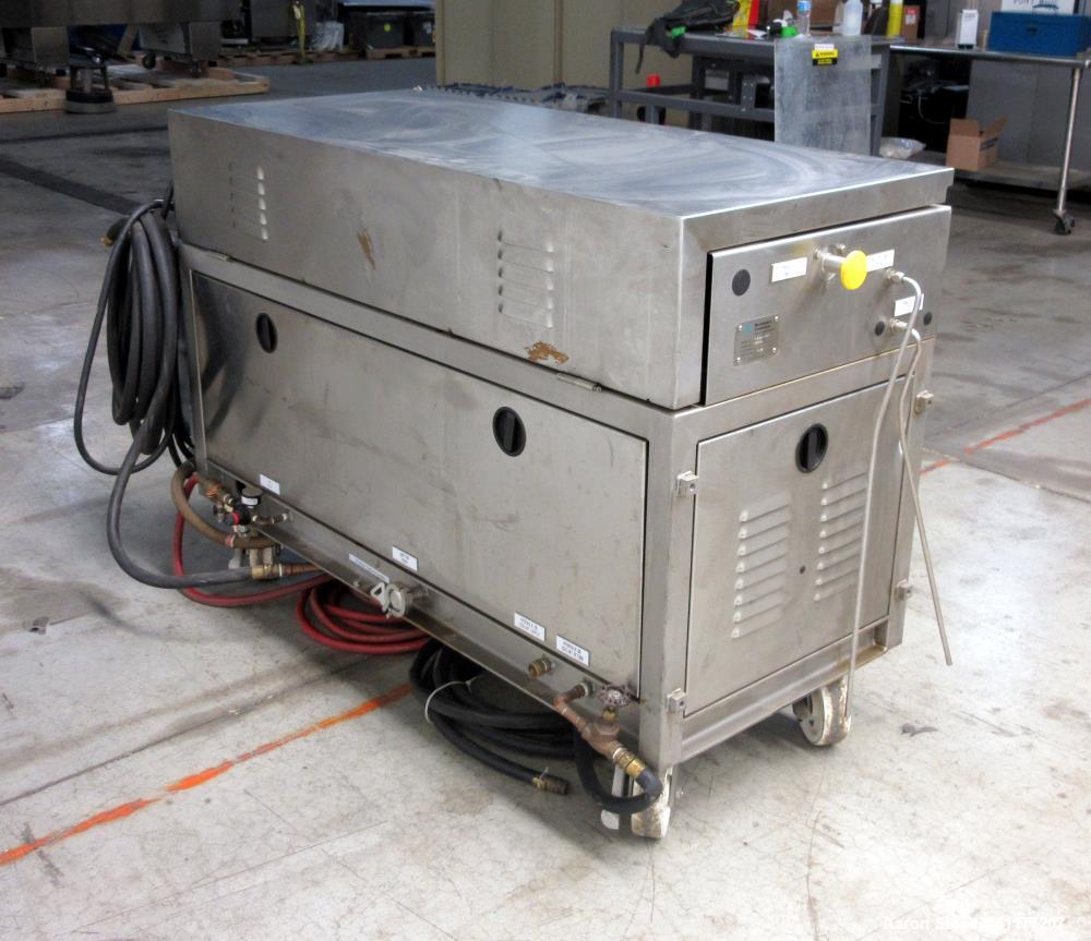 Used- Microfluidics Model M210AE/H Pilot Scale Microfluidizer Processor