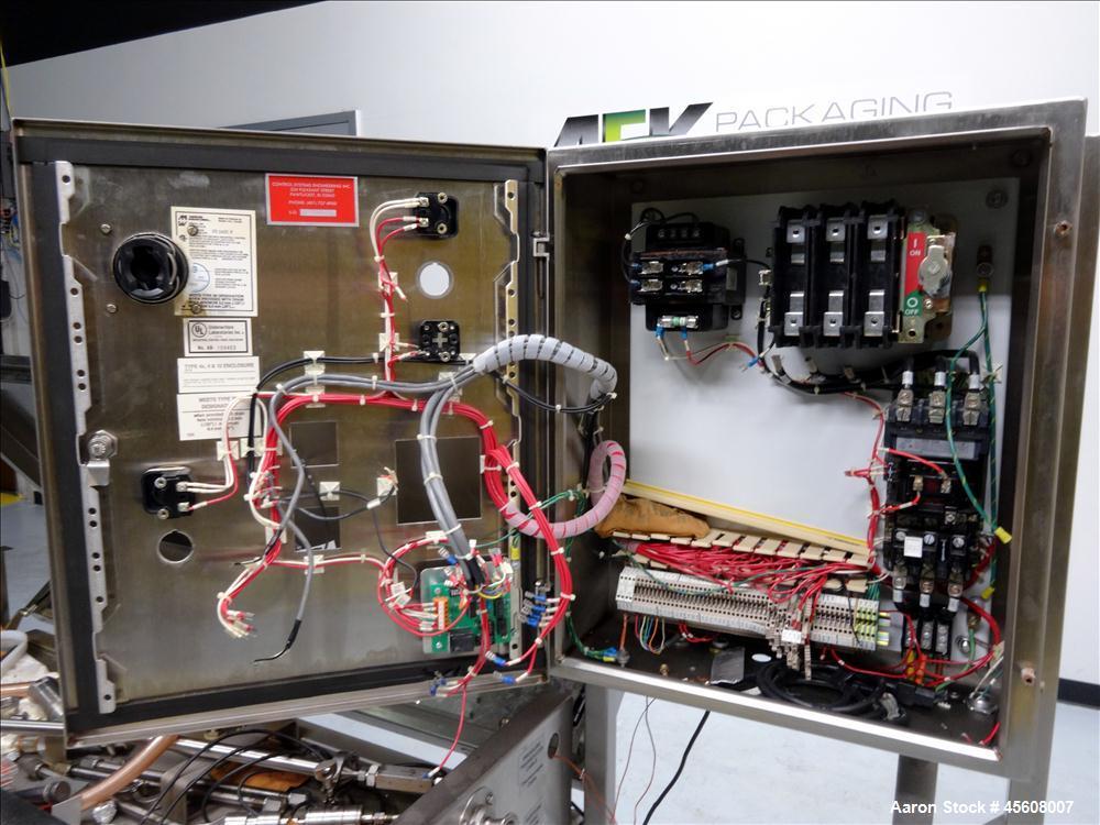 Used-Microfluidics Model M-210EH Microfluidizer