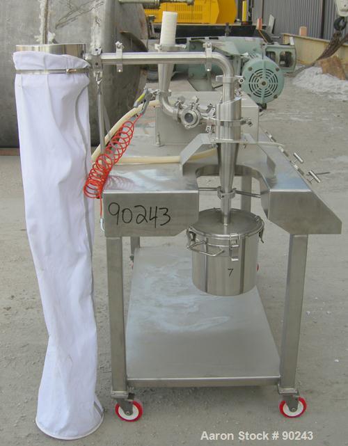 Used: Sturtevant Micronizer, Model 2SDM