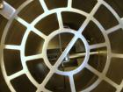 Used- Hosokawa Alpine Spiral Jet Mill, Model 100 AS, 316 Stainless Steel. (1) Ktron volumetric feeder with lump breaker, mod...