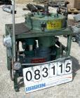Used: Donaldson Accucut Ultrafine Air Classifier, model B18